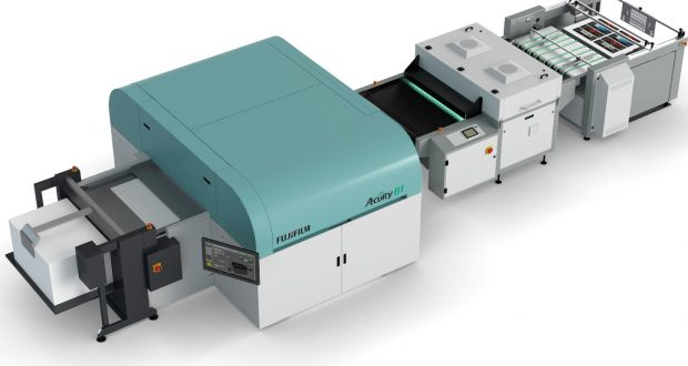 Fujifilm and Tinmasters to Develop Short-Run, Inkjet Tech