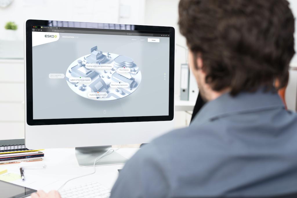 Esko Launches its New Virtual 'Innovation Hub'