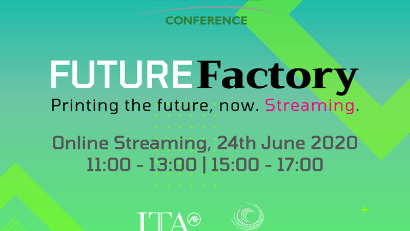 """PRINT4ALL Conference on """"Printing the Future, Now"""" will Livestream on June 24, 2020"""
