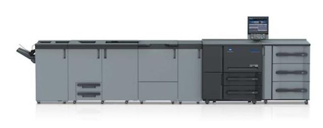 Konica Minolta Launches AccurioPress 6136P MICR