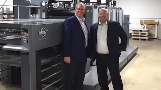 EZ Mailing Invests in New Fully Automated Horizon Folder