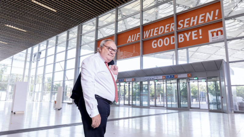 Messe Düsseldorf's CEO to Retire After 34 Years