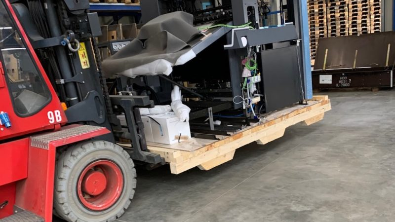 Packaging Printer Goes For a Speedmaster XL 106