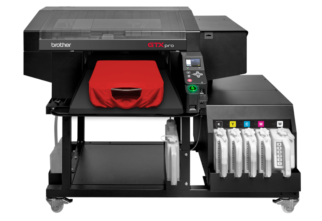 Brother's New GTXpro BULK Offers Mass Production and Flexibility Combined in One Machine