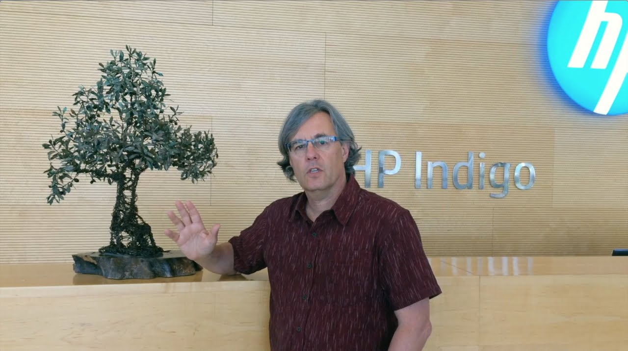 HP Indigo's GM to Leave the Company