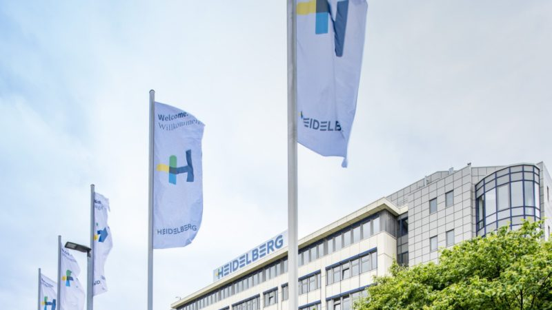 Heidelberg to Keep Gallus Group