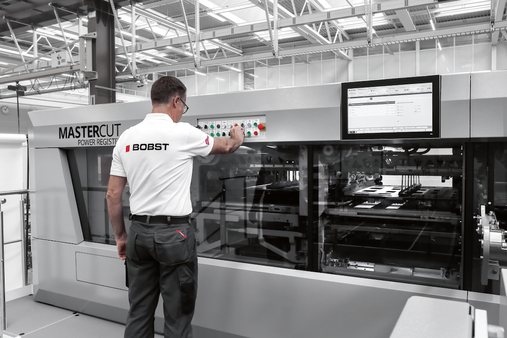 BOBST's New Industry Vision Includes Connectivity, Digitalisation, Automation, and Sustainability