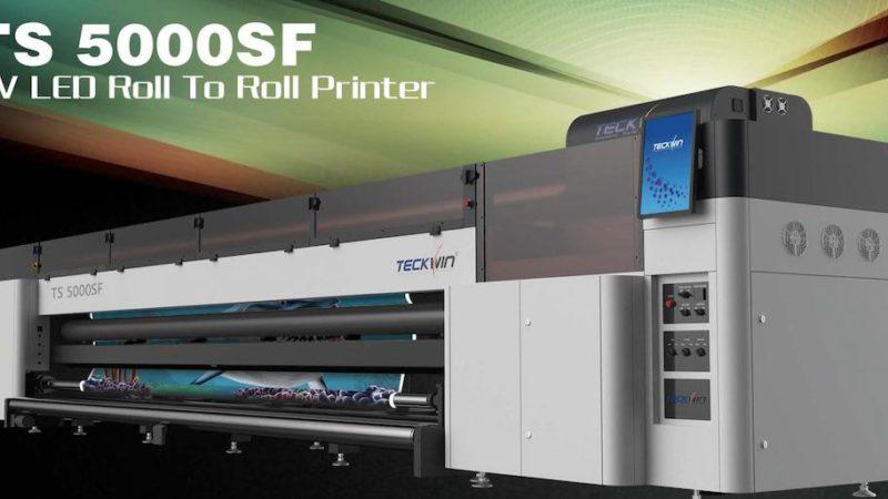 Magenta Vision Launches the TECKWIN SHARK TS5000SF Printer into European Markets