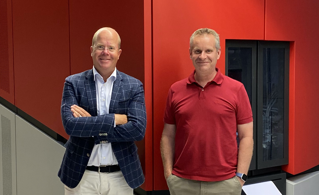 Interket Group Invests in the new Xeikon CX300