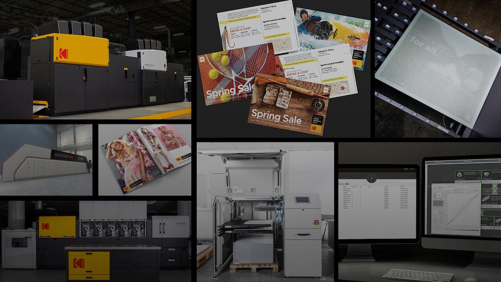 Kodak Launches New Innovations Across Digital and Offset Portfolio