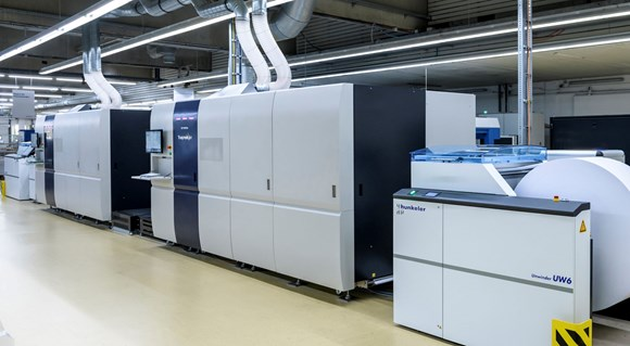 Die Pharmadrucker Puts Screen 520HD+ at Center of its Ambitious Plan