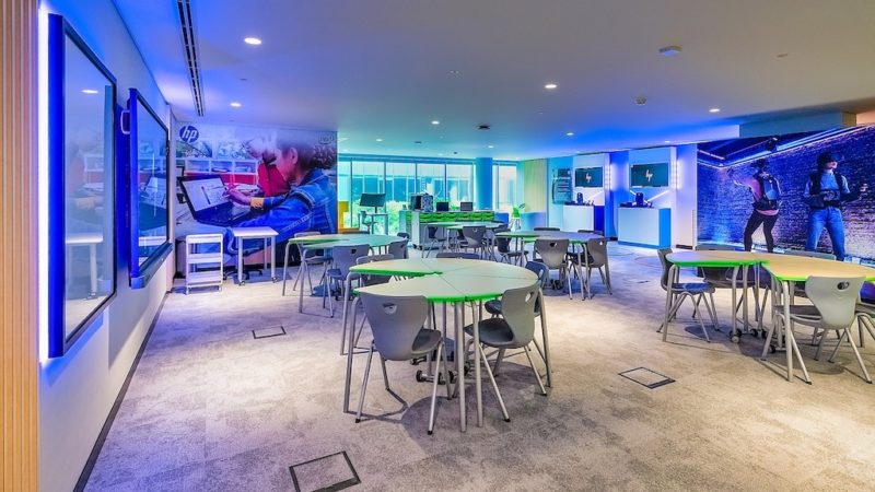 'HP Innovation Garage' Launches at Dubai Technology Entrepreneur Campus (DTEC)
