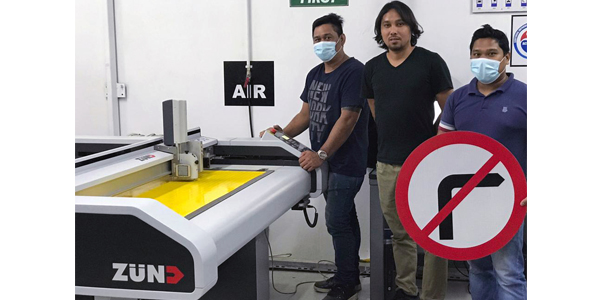Qatar Belgium Aluminium Company Upgrades to Zund S3