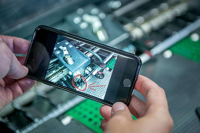 Koenig & Bauer Offers Live Remote Video Support App