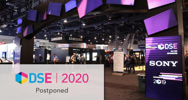 Digital Signage Expo 2020 Revises Show Dates to November 11-13