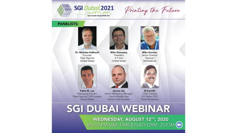 SGI Dubai 2021 Webinar to Tackle the Pandemic Impact on the Industry