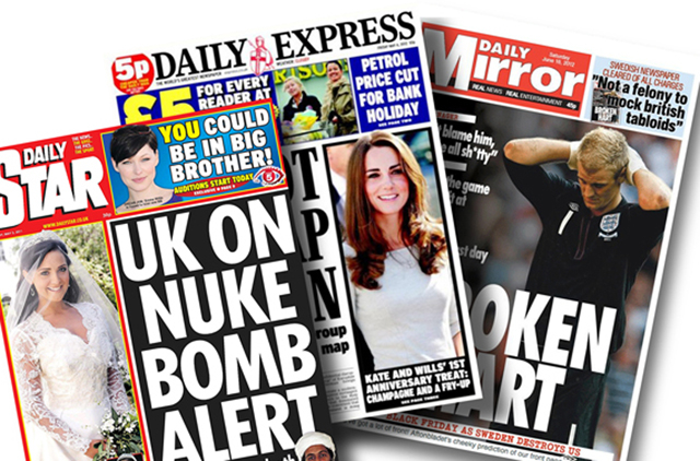 Publisher of UK's Daily Mirror and Daily Express to Cut 550 Jobs Due to COVID-19