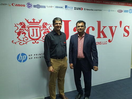 Jacky's Business Solutions Appoints Saasz Solutions as a Strategic Reseller