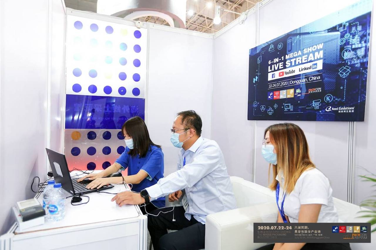 Organisers of Sino Virtual Show 2020 Say it Was a Grand Success