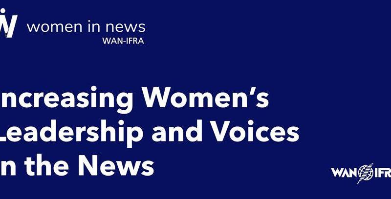 WAN-IFRA Women in News Leadership Accelerator launches in Vietnam