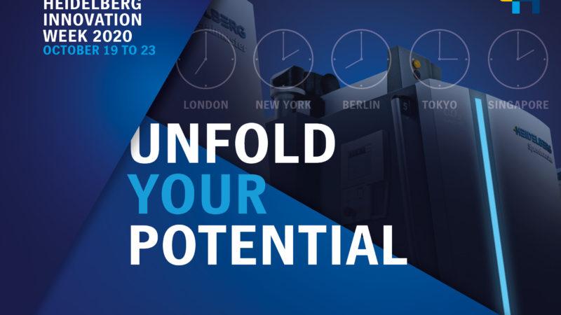 """Heidelberg Launches """"Innovation Week"""" Series of Webinars"""