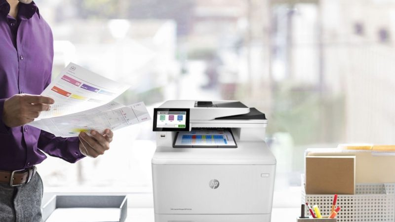 HP Intros New Printer for Today's Distributed Workforce