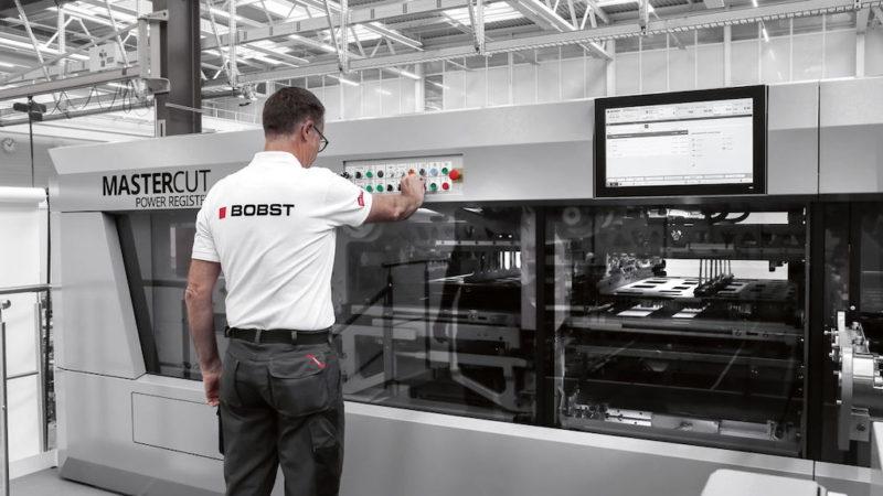 Bobst Drives Digital Transformation in Folding Carton Sector