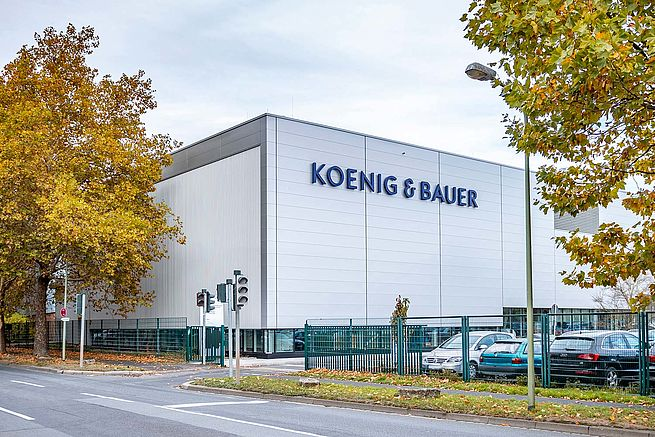 Koenig & Bauer Gears Up for the Future