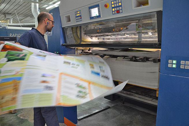 Koenig & Bauer Displays Deep Commitment and Leadership to Large Format Press Segment