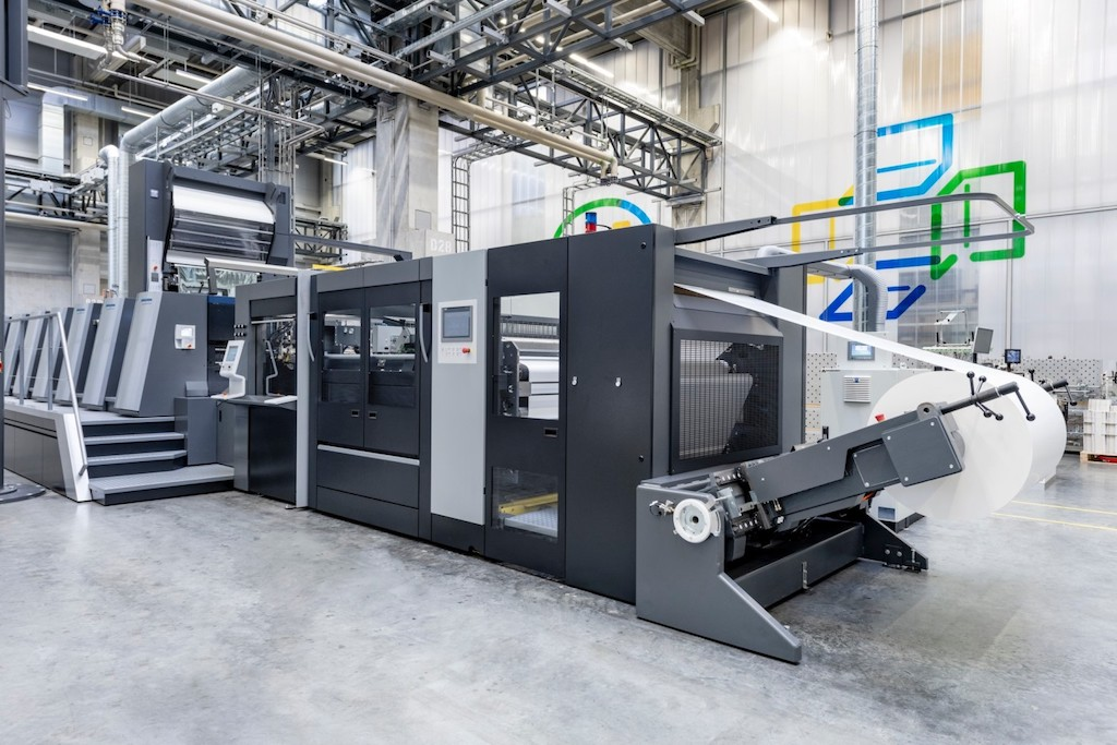 Heidelberg Says its Speedmaster XL 106-D Helps Customers Move into Rotary Die-Cutting