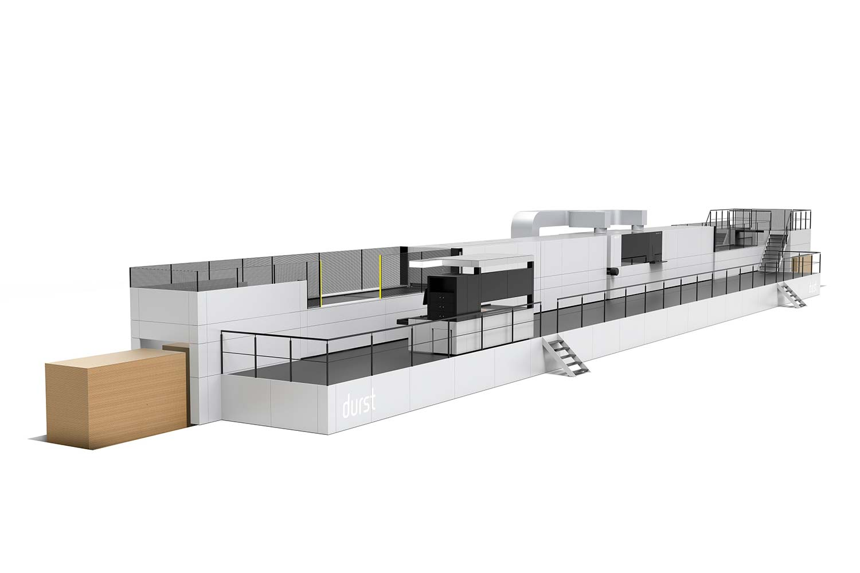 Koenig & Bauer Durst Announces Innovations for Delta SPC 130 FlexLine Automatic