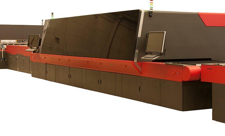 EFI Launches Nozomi C18000 Plus Single-Pass Digital Inkjet Corrugated Printer