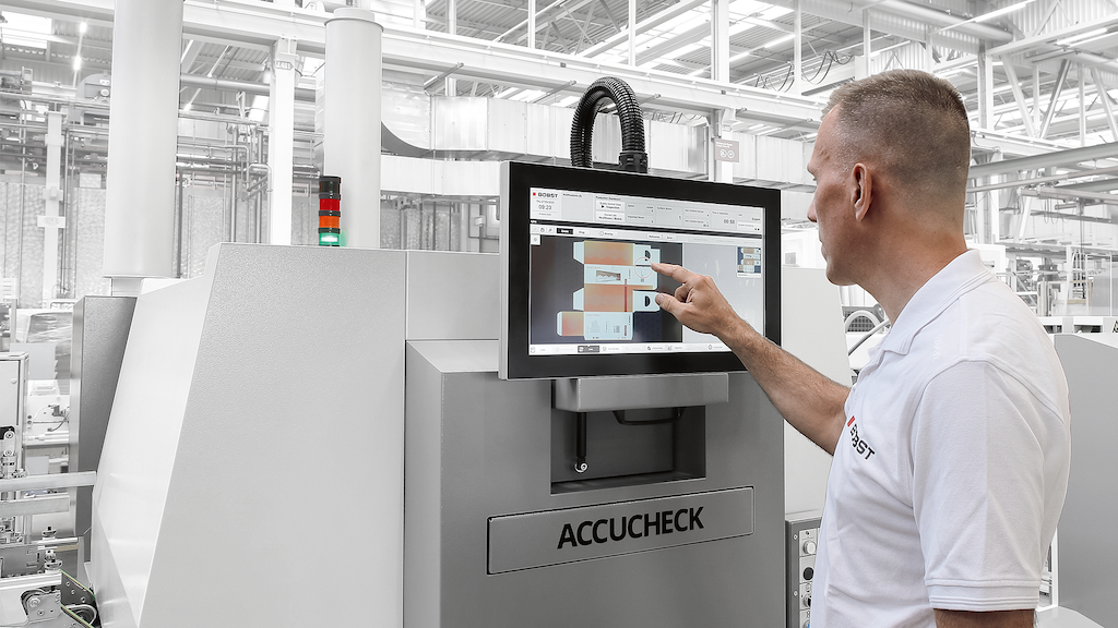 BOBST Launches oneINSPECTION QC Offering for the Packaging Industry
