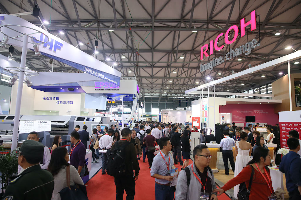 Over 69,000 Visitors Visit All In Print China 2020