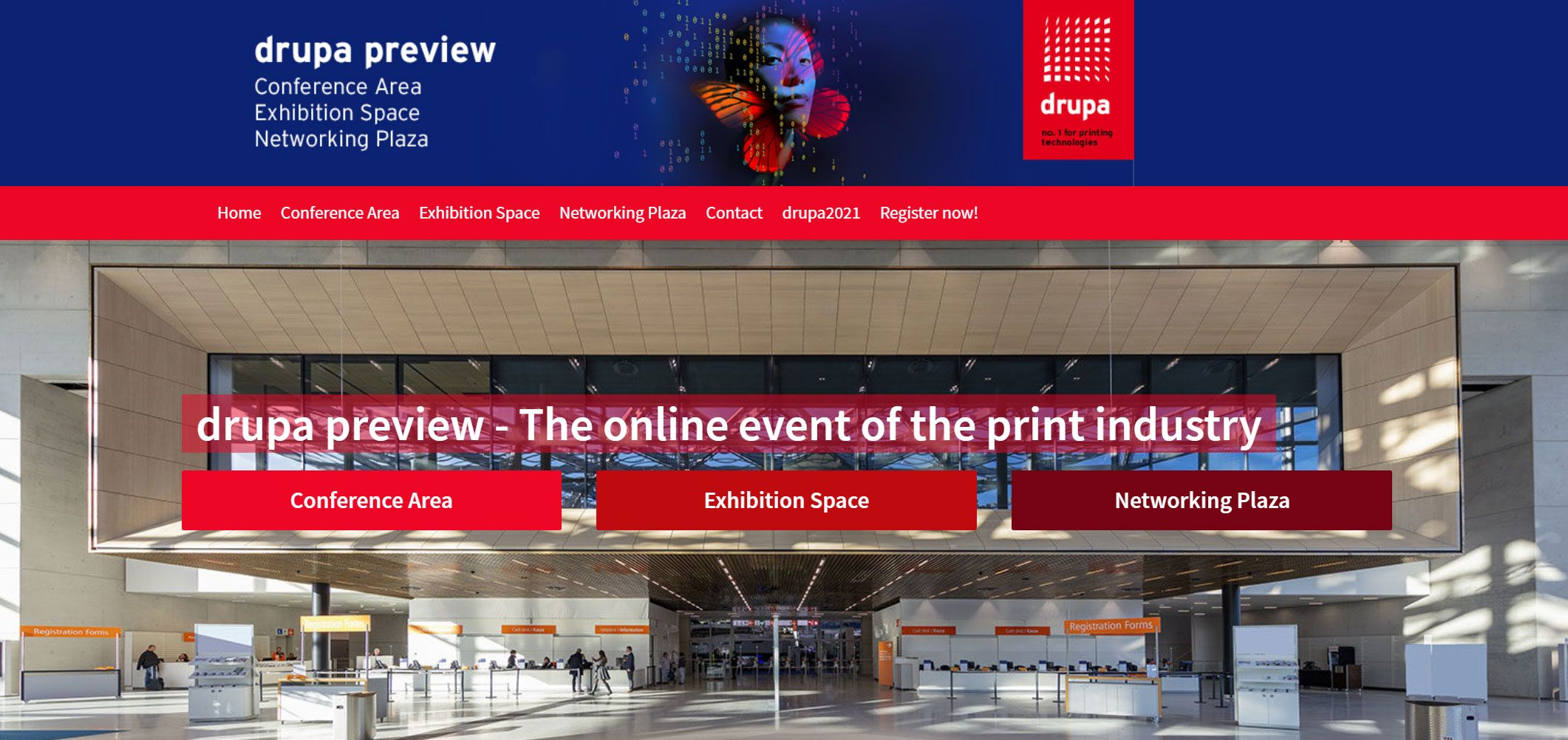 Successful Launch of drupa Preview will Reinforce the Digital Network
