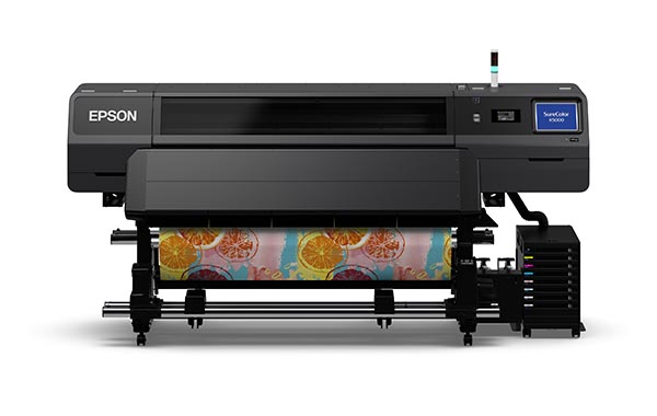 Epson Intros its First Roll-to-Roll Resin Signage Printers