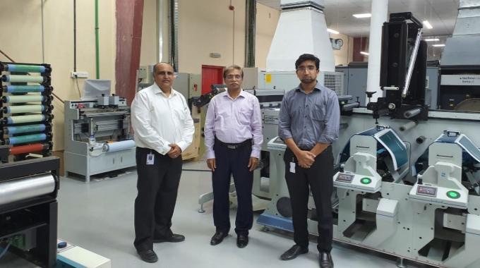UAE Printer Chooses Lombardi Synchroline Press