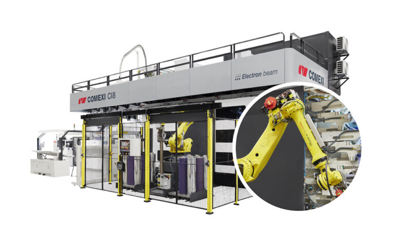 Comexi Claims its Offset Central Impression Tech Offers Highest Print Resolution on the Market