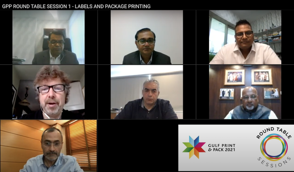 Gulf Print & Pack Hosts its First Virtual Industry Round Table