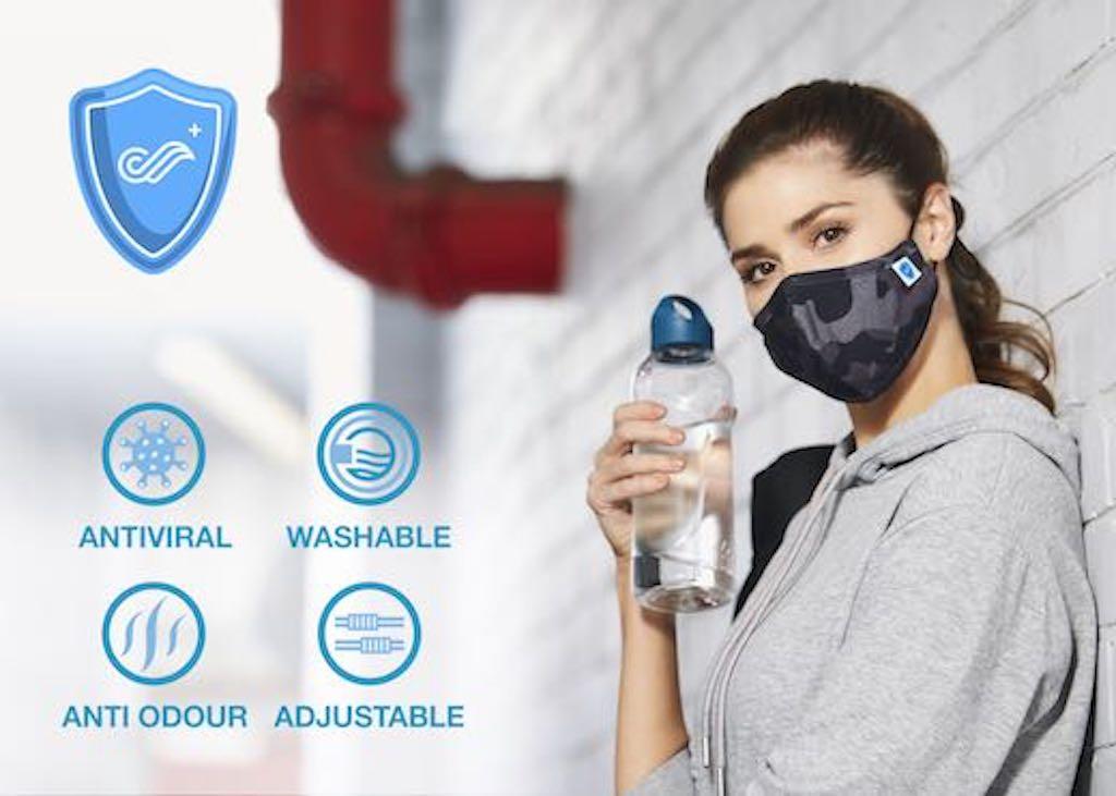 Carrington Textiles Launches Antimicrobial Treated Face Masks