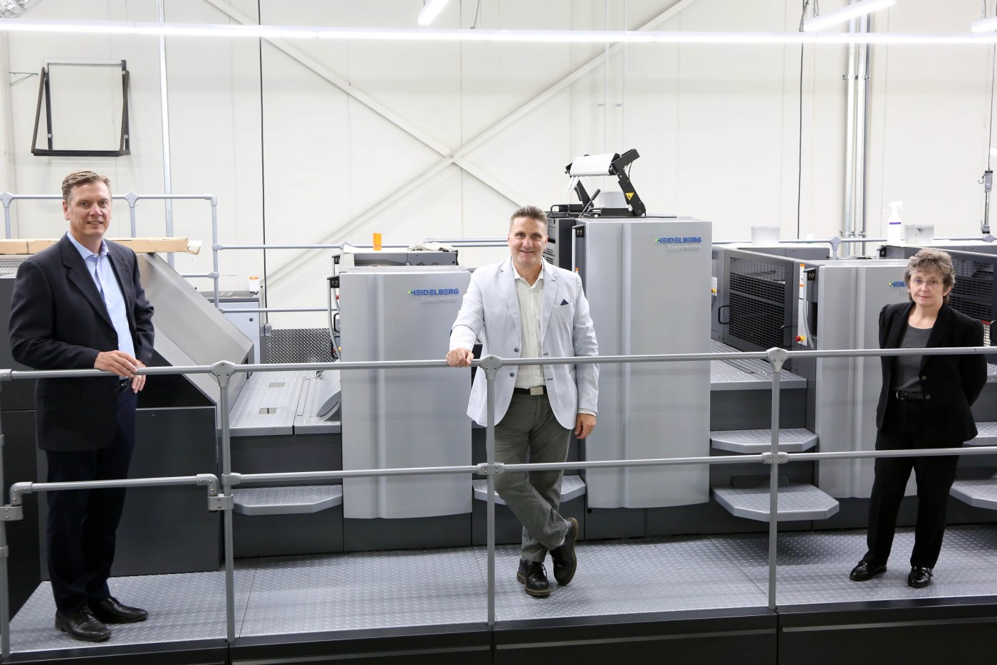 Packaging Printers in North America Invest in Highly Efficient Solutions From Heidelberg