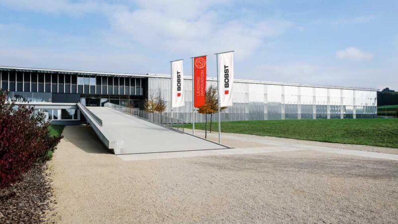Bobst Group Accelerates its Digital Journey