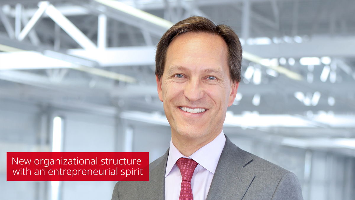 BOBST Announces a new Organisational Structure