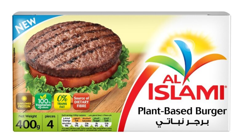 Al Islami Foods Enters the Vegan Market with New Plant-Based Burger