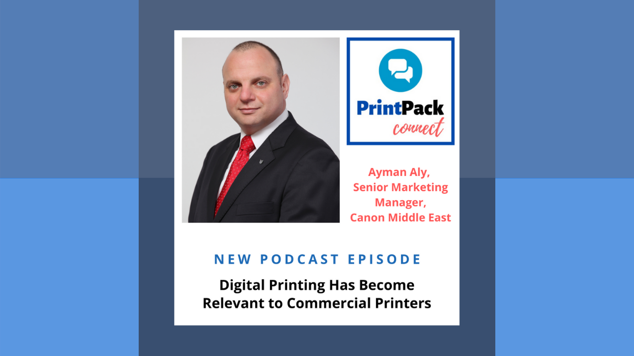 Podcast: Digital Printing Has Become Relevant to Commercial Printers