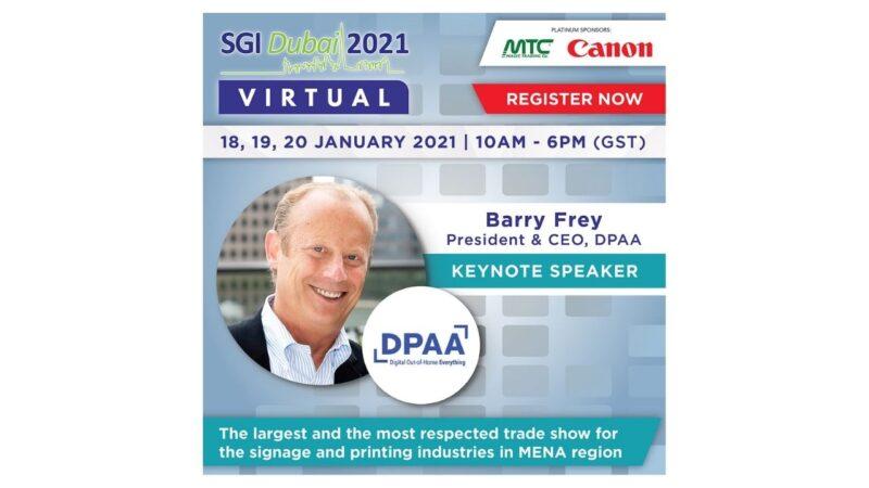 SGI Dubai 2021 Virtual to Go Live Tomorrow
