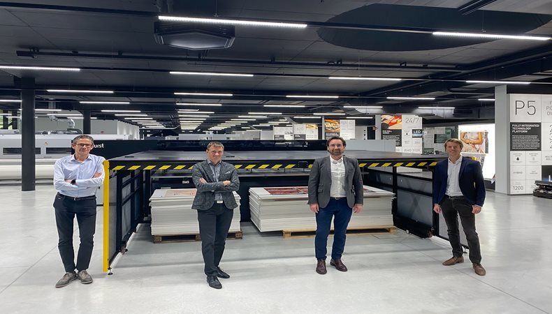 Durst Launches new P5 350 High-Speed Printing System