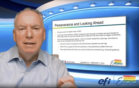 EFI Engage Worldwide Conference Features New Product Launches
