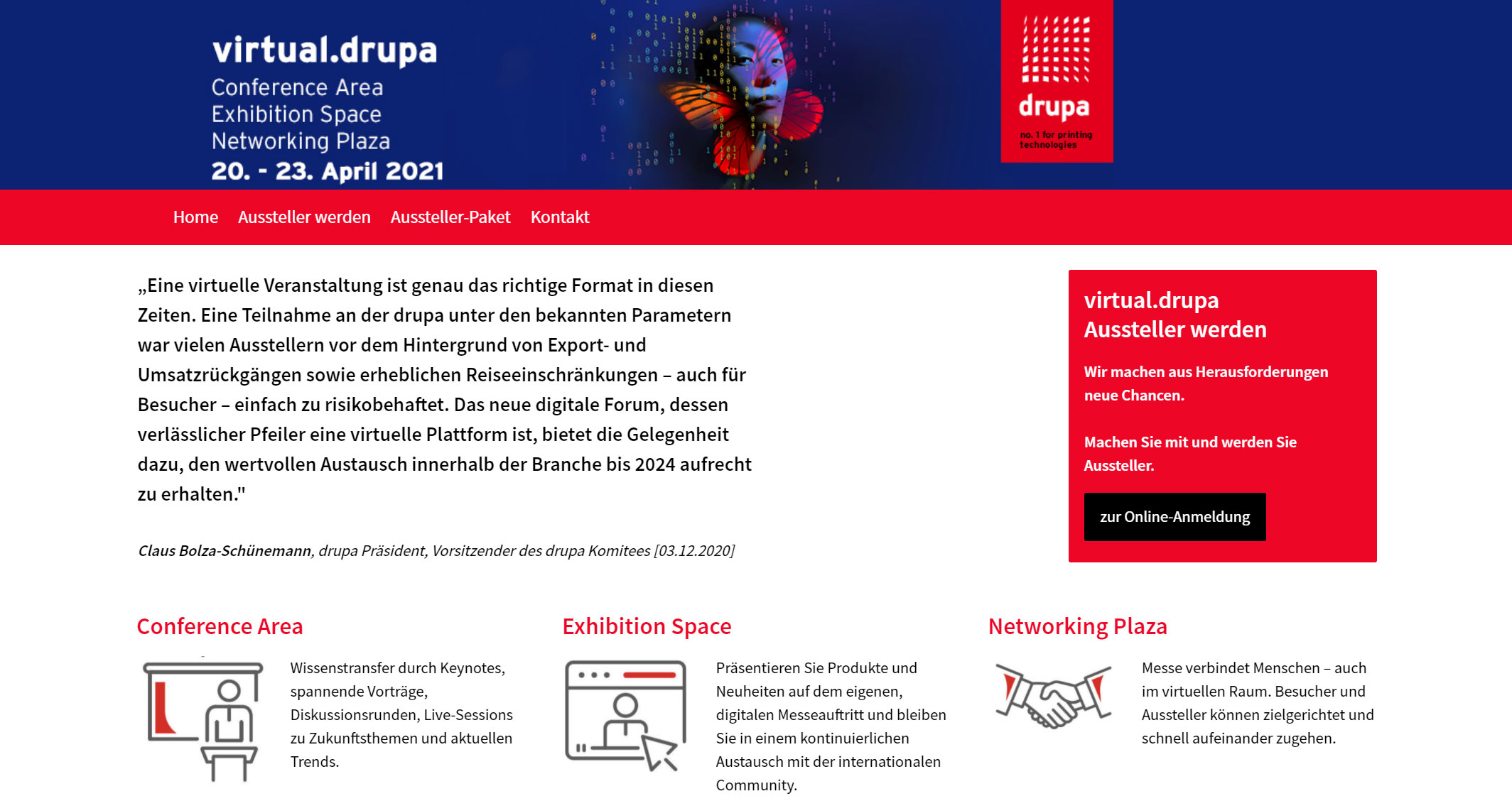 Registrations Are Now Open for virtual.drupa 2021