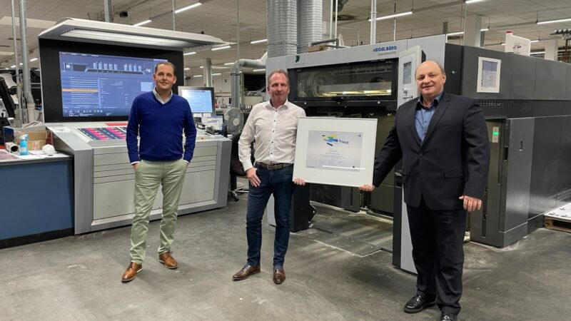 Heidelberg Expands Volume-Based Contract Biz with Prinect Software